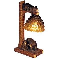 Three Bears Accent Lamp
