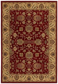 Olefin Yarn Oriental Rug Photo