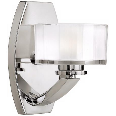 "Hinkley Meridian Collection 8"" High Wall Sconce"