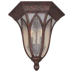 "Berkshire Collection 11"" High Outdoor Ceiling Light"