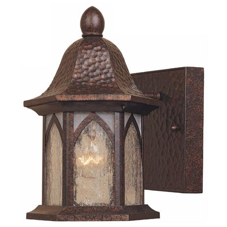 "Berkshire Collection 8 1/2"" High Outdoor Wall Light"
