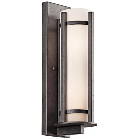 "Camden ENERGY STAR® 26"" High Outdoor Wall Light"