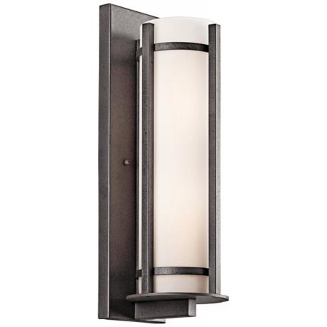 "Camden ENERGY STAR® 19 1/2"" High Outdoor Wall Light"