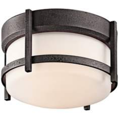 "Camden Energy Efficient 10"" Wide Outdoor Ceiling Light"