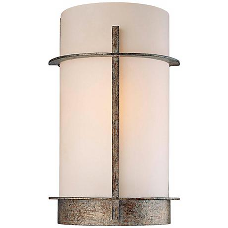 "Minka Compositions Collection 12 1/2"" High Wall Sconce"