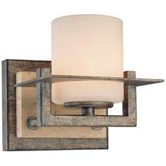 "Minka Compositions Collection 5 1/4"" High Wall Sconce"