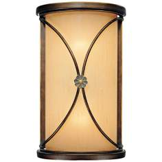 "Minka Atterbury Collection 12"" High Wall Sconce"