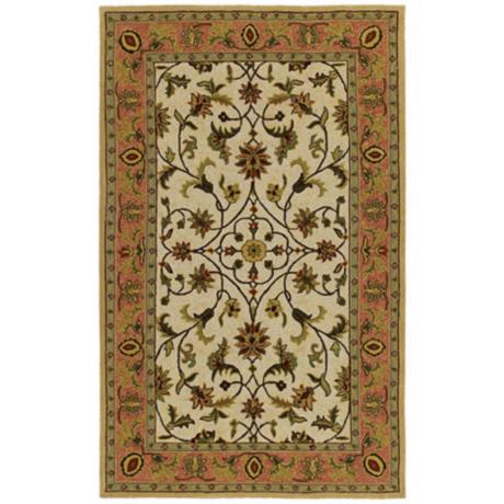 Chatham County Ivory Area Rug