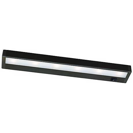 WAC Bronze LED 18-inches Wide Under Cabinet Light Bar