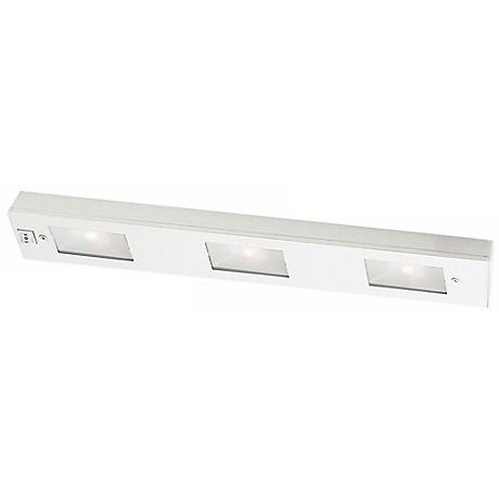 "WAC White Xenon 18"" Wide Under Cabinet Light Bar"