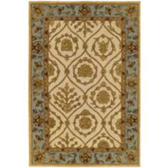 Turner Creek Linen Area Rug