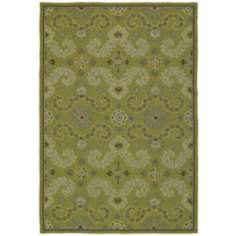 Isle of Hope Celery Area Rug