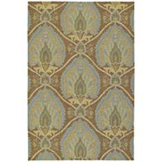 Mercers Glen Coffee Area Rug