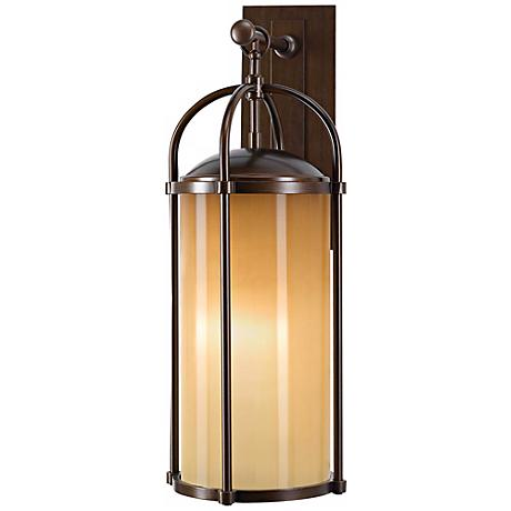 "Feiss Dakota 24 3/4"" High Outdoor Wall Light"