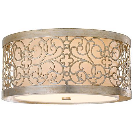 "Feiss Arabesque 14 3/4"" Wide Ceiling Light Fixture"
