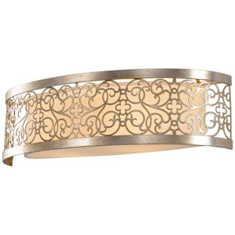 "Murray Feiss Arabesque 23 3/4"" Wide Bathroom Wall Light"