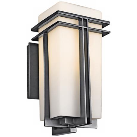 "Tremillo Energy Efficient 14 1/2"" High Outdoor Wall Light"