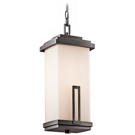 "Leeds Collection 19"" High Outdoor Hanging Light"