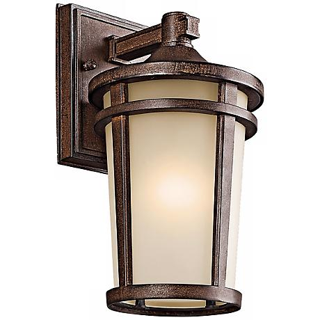 "Atwood Collection 11 1/2"" High Outdoor Wall Light"