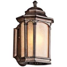 "Duquesne Collection 12 1/2"" High Outdoor Wall Light"