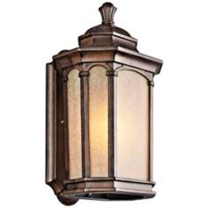 "Duquesne Collection 17"" High Outdoor Wall Light"