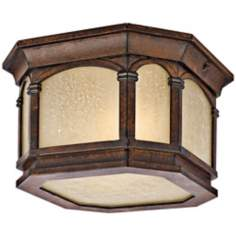 "Duquesne Collection 10 1/2"" Wide Outdoor Ceiling Light"