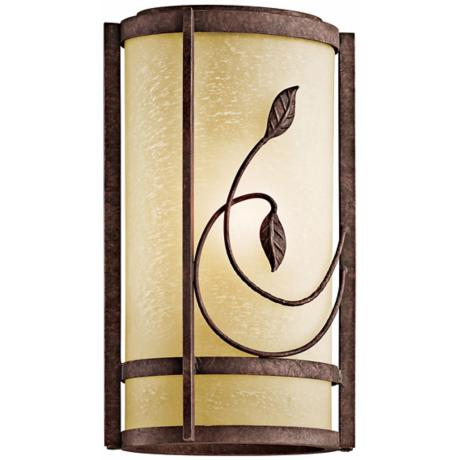 "Lancaster Gardens ENERGY STAR 13"" Outdoor Wall Light"