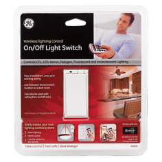 Z-Wave Wireless Lighting Control On/Off Switch