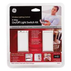 Z-Wave Wireless Lighting Control 3-Way Switch