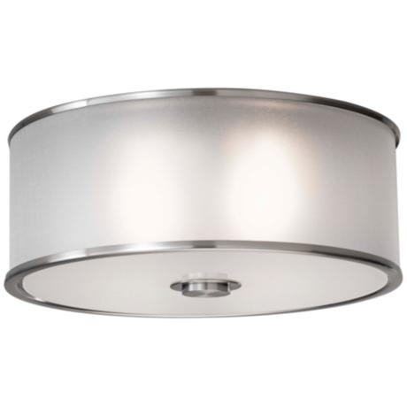 "Murray Feiss Casual Luxury 13"" Wide Ceiling Light Fixture"