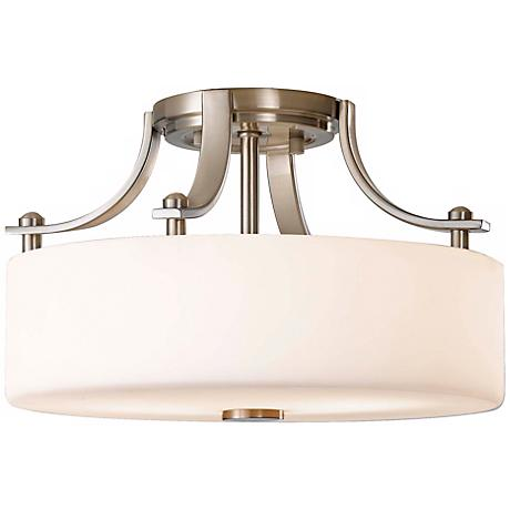 "Feiss Sunset Drive 13"" Wide Ceiling Light Fixture"