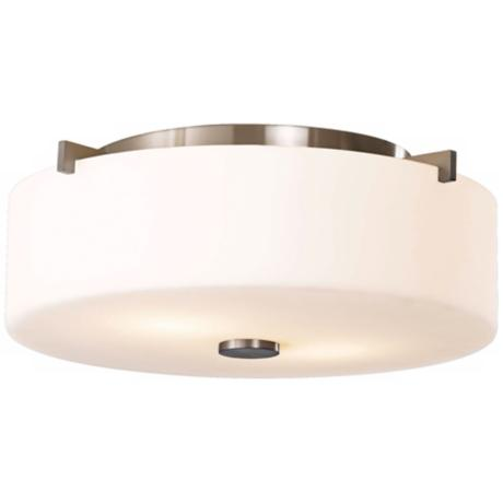 "Murray Feiss Sunset Drive 13 1/2"" Wide Ceiling Light Fixture"