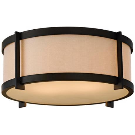 "Murray Feiss Stelle 14"" Wide Ceiling Light Fixture"