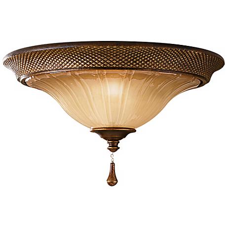 "Feiss Celine Collection 13"" Wide Ceiling Light"
