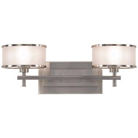 "Feiss Casual Luxury 18 1/4"" Wide Bathroom Wall Light"