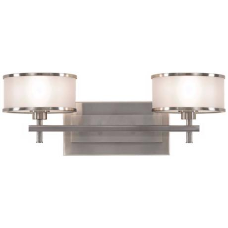 "Murray Feiss Casual Luxury 18 1/4"" Wide Bathroom Wall Light"