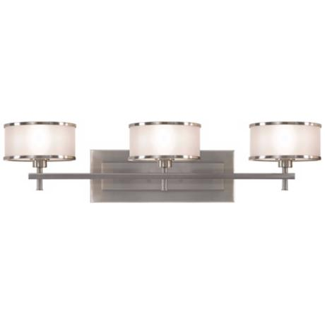 "Murray Feiss Casual Luxury 26"" Wide Bathroom Wall Light"