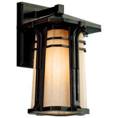 "North Creek ENERGY STAR® 13 1/2"" High Outdoor Wall Light"