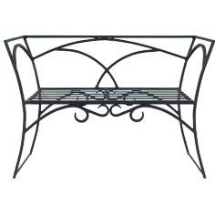 Arbor Outdoor Bench with Back