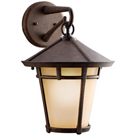 "Kichler Melbern 16"" High Outdoor Wall Light"