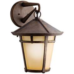 "Kichler Melbern 18"" High Outdoor Wall Light"