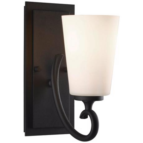 "Murray Feiss Peyton Collection 10"" High Wall Sconce"