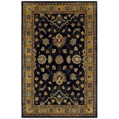 Picks LaRoache Coffee Area Rug