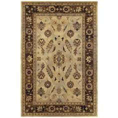 Picks Gilreath Ivory Area Rug