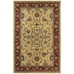 Picks Dyches Ivory Area Rug