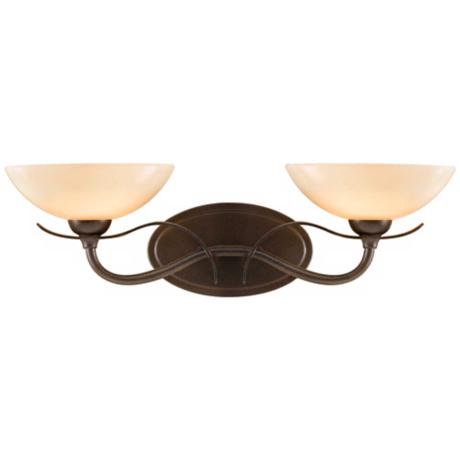 "Murray Feiss Kinsey Collection 21"" Wide Bathroom Wall Light"