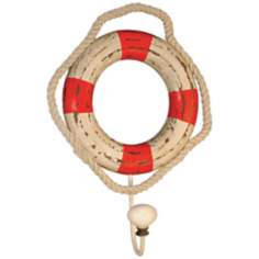 Judith Edwards Designs Life Ring Wall Hook