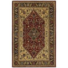 Picks Montgomery Tobacco Area Rug