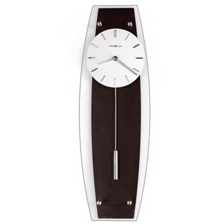 "Howard Miller Cyrus Quartz 23"" High Wall Clock"