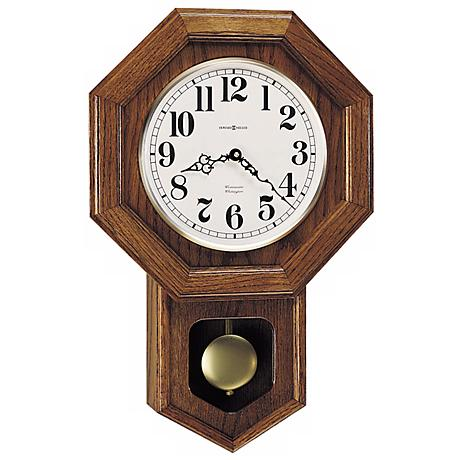 "Howard Miller Katherine 21 1/4"" High Wall Clock"